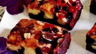 Marmorata cu fructe de padure