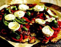 Pizza cu buline