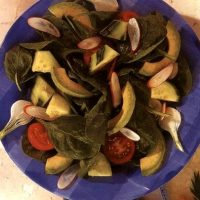 Salata condimentata de legume