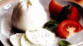 Salata de branza telemea