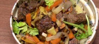 Friptura cu legume aromate