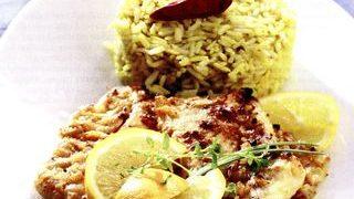 Curry cu rondele de peste