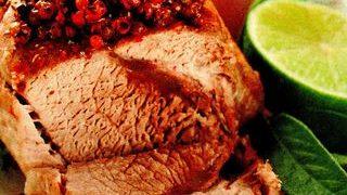 Muschi de porc cu piper mozaic