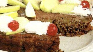 Prajiturele cu mere si blat din fulgi de ovaz