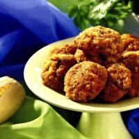 Reteta de post: Chiftelute din naut cu legume