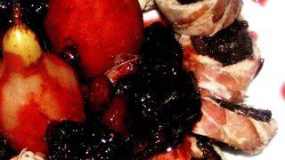Rulada cu prune