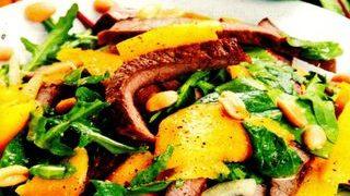 Salata thai cu muschi de vita