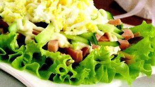 Salata rece cu sos