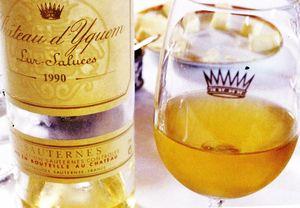 Vinul Sauternes