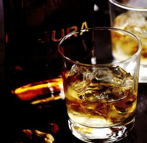 Whiskey scotian