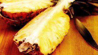 Ananas flambat