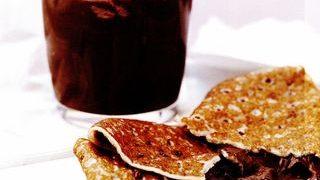 Clatite cu Nutella