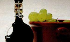 Otet balsamic de Modena