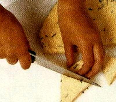 Tocanita de legume cu painici de casa