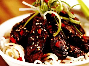 Carne de vita Bulgogi