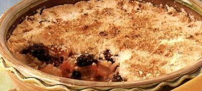 Kuchen cu mere