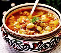 Supa de naut cu chorizo