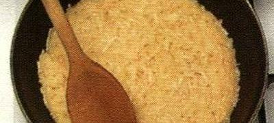 Cartofi cu orez si rosii