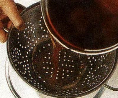 Sfecla coapta cu sos de hrean