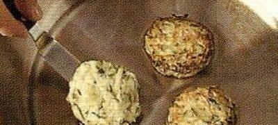 Chiftelute cu lemongrass