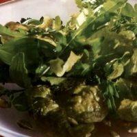 Salata cu ierburi aromatice si seminte