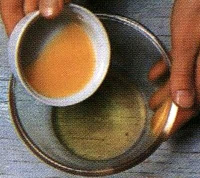 Salata de sparanghel cu portocale