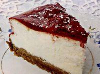 Cheesecake cu fragute