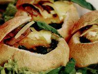 Ciupercute champignon umplute