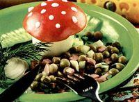 Mazare cu ciuperci
