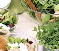 Salata de verdeturicu feta