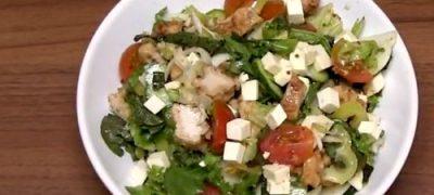 Cum se prepara salata Mung Bhel