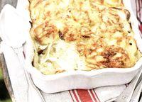 Garnitura de cartofi cu cascaval