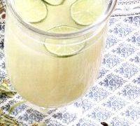 Limonada cu sifon si lamaie