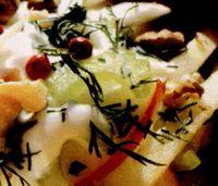 Salata de apio cu nuci