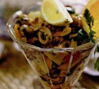 Cocktail cu fructe de mare