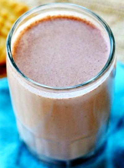 Cacao cu lapte si alune