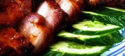 Carne de porc marinata la cuptor
