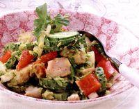 Salata guacamole