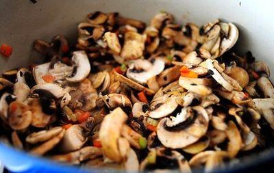 Supa de ciuperci cu smantana