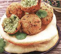 Chiftele de naut (falafel)