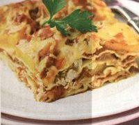 Lasagna uşoară