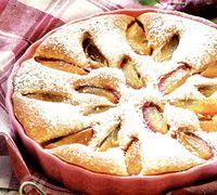 Prajitura-tarta cu prune