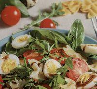 Salata de paste cu sparanghel