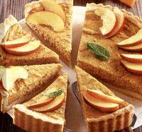 Tarta cu dovleac si mere
