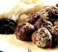 Chiftelute suedeze cu carne