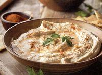 Hummus cu dovlecei