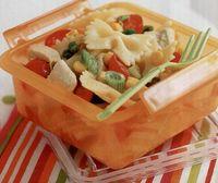 Salata de paste scurte