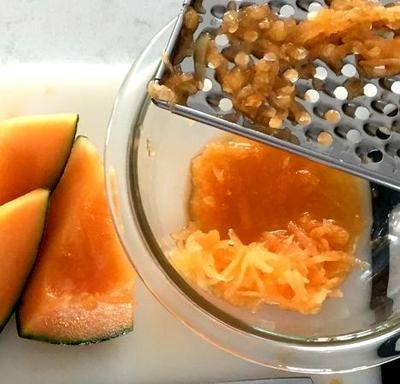Suc racoritor de pepene galben