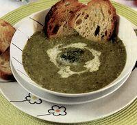 Supa crema de salata cu smantana