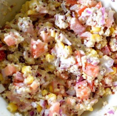 Ardei umpluti cu quinoa